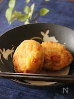 焼き豆腐とチーズウィンナーの揚げ焼き