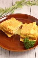 韓国!ワンパントースト たたみオムレツ風