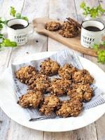 発酵性食物繊維たっぷり!!ふすまシリアルクッキー