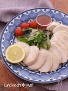 『コールドスタート』サラダチキン*塩麹と蜂蜜で美味い