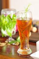 【2行レシピ】ローズマリーアイス紅茶