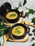 焼き玄米チーズリゾット