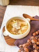 【脂肪燃焼!】食欲満たすカンタン鶏むね坦々スープ