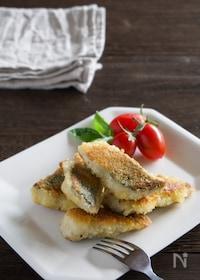 『子どもも喜んで魚を食べる♪サバのチーズパン粉焼き』