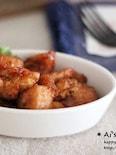 常備している塩唐揚げで*3分でできる酢鶏*