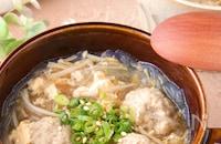 10分でできる♪うま味凝縮の食べるスープ春雨