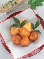 大和芋の簡単ふわふわ揚げ