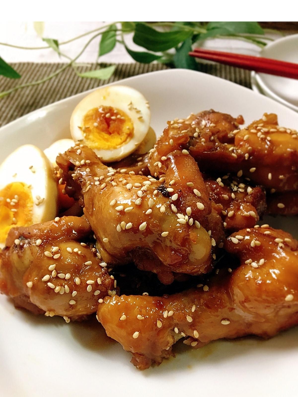 手羽 元 レシピ 鶏