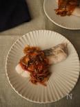 鱈の黒酢あんかけ
