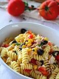 美味しい作り置き♪【混ぜるだけ】本場イタリアのパスタサラダ