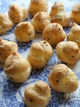 卵1個で作るシュー皮のレシピ