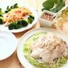 ソースでいろいろ楽しめる!しっとり鶏胸肉の「レンチン蒸し鶏」をマスターしよう