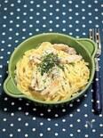 家族に人気のパスタ3品「鶏むね肉としめじのリングイネ」①