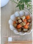 根菜の柚子胡椒ポン酢炒め