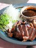 ダッチオーブンで簡単!焼き豚