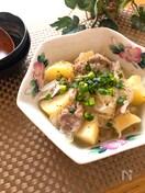 時短・節約レシピ♡白だしで超簡単で超美味しい塩肉じゃが