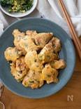 『生姜醤油で。鶏肉とねぎの和風ピカタ』#ヘルシー#お弁当