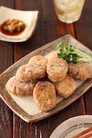 白身魚揚げのカリカリ焼き〜しょうが醤油〜【#おつまみ】