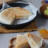 フライパンで出来る米粉パン♪ジャムパン(グルテンフリー)