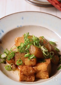 『肌寒い時期にピッタリ♪大根の中華風煮物』
