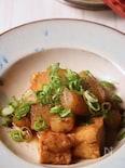 肌寒い時期にピッタリ♪大根の中華風煮物