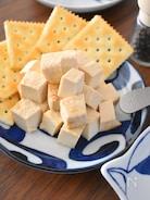 まるでチーズ?!豆腐の味噌漬け