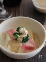 レンチン豆腐ですら絶品になる【きのこのソース】