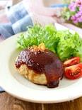 程良い食感!ふっくらジューシー豆腐ハンバーグ