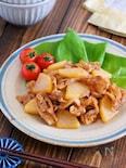 味しみポイントは塩もみ♪ご飯がすすむ『豚バラ大根の生姜焼き』