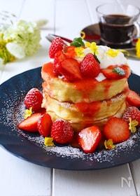 『フレンチパンケーキ』