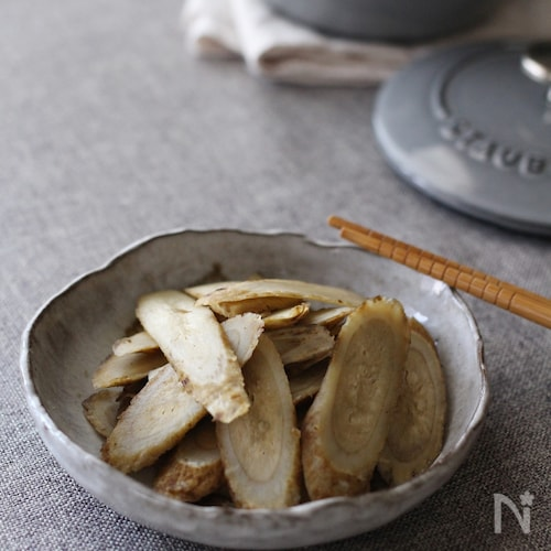ごぼうの甘酢煮 作り置き