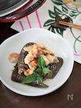 茄子と豚バラ肉の煮物