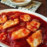 鶏胸肉のヘルシー♪チリソース煮
