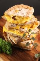 トースティ スペイン風サンドイッチ