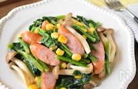うま味たっぷり【ウインナー】レシピ15選|時短おかずにおつまみやお弁当、パスタも!