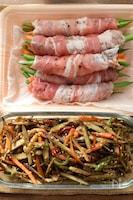 余った野菜de栄養満点♡旨味たっぷりのきんぴらごぼう♡