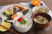 【朝ごはんカタログ】簡単常備菜&ワンプレート盛りで、おいしい朝ごはんを♪