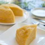 ○○がポイント!木村屋風ジャンボ蒸しパン