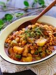 *大豆と夏野菜のチリコンカン風*