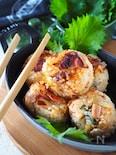 【炒めない炒飯→おにぎり】みんな大好きキムタクチーズおにぎり