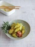 【作り置き】お野菜ひとつで。きゅうりの梅煮。