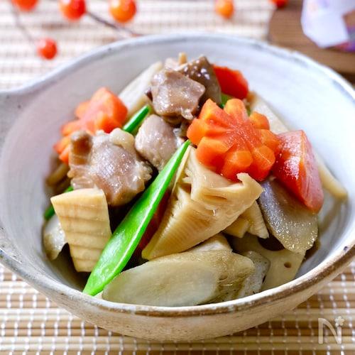 根菜たっぷり♡簡単美味しい!『我が家の筑前煮』