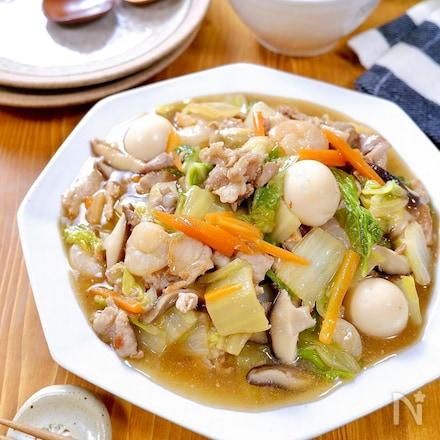 身近な食材でお手軽に♪うま味凝縮!『やみつき八宝菜』