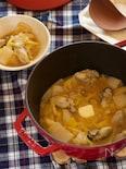 白菜と牡蠣の味噌バター煮