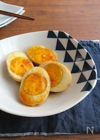 『簡単☆煮卵♪お弁当やおつまみ、ラーメンのトッピングにも◎』