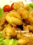ルクエで5分20秒♪鶏の唐揚げ風&男の手料理