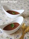 もっちり!チョコレートババロア