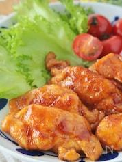胸肉柔らか♪鶏胸肉の生姜焼き