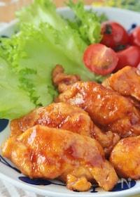 『胸肉柔らか♪鶏胸肉の生姜焼き』
