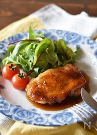 『鶏もも肉の粒マスタード照り焼き【冷凍・作り置き】』